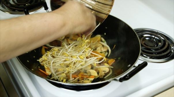 Chicken Chow Mein 16
