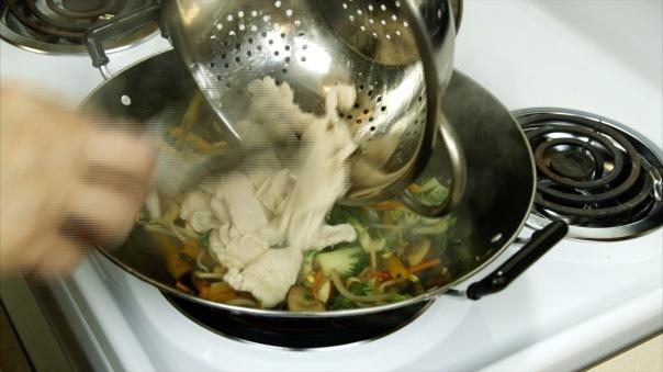 Chicken Chow Mein 18